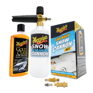 Meguiar's Snow Foam Cannon Kit