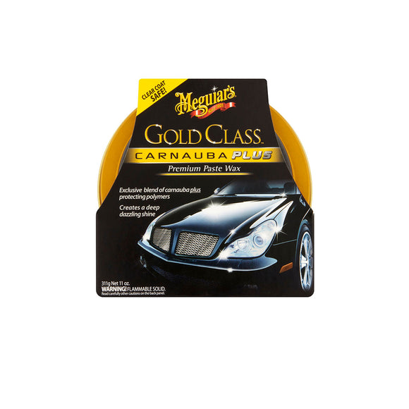 Meguiar's Gold Class Paste Car Wax 311g