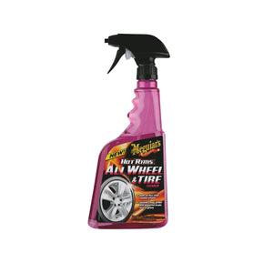 Meguiar's Hot Rims Wheel & Tyre Cleaner 710Ml
