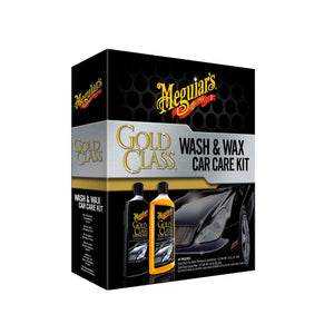 Meguiar's Gold Class Wash+Wax Kit