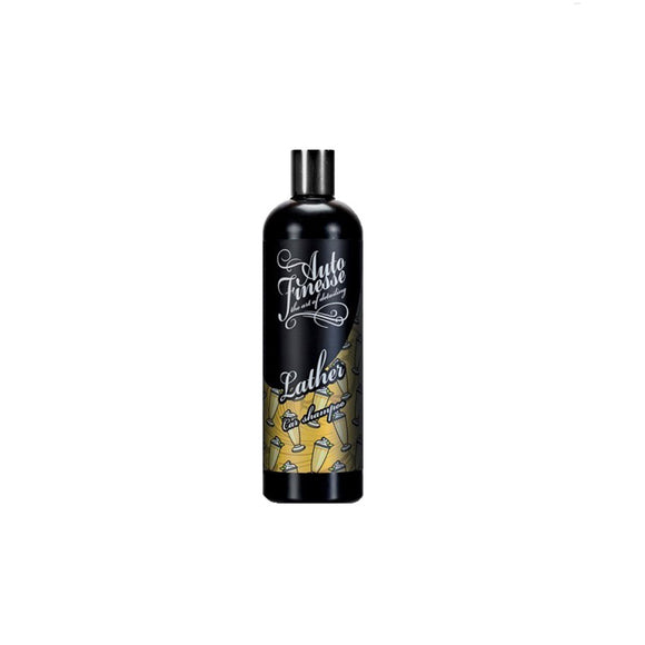 Auto Finesse Lather Shampoo Banana 500ml