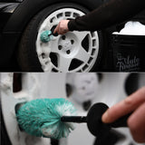 Auto Finesse Mini Barrel Brush