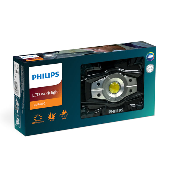 Philips EcoPro50 LED Workshop Lamp