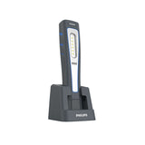 Philips Dimmable LED light with Charging dock RCH25 + FREE Philips Penlight Compact Lamp