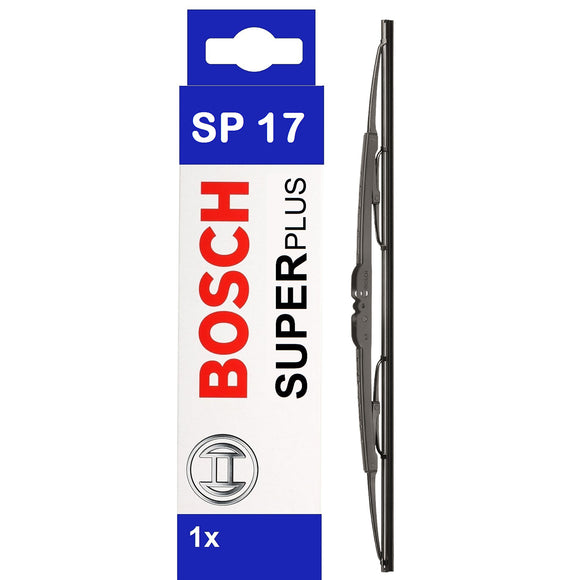 Bosch Front Windscreen Wiper Blade Super Plus 425mm/17