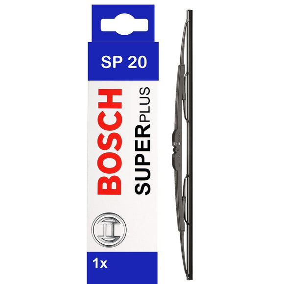 Bosch Front Windscreen Wiper Blade Super Plus 500mm/20