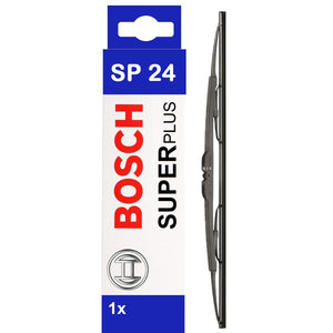 "Bosch Front Windscreen Wiper Blade Super Plus 600mm/24"" SP24"