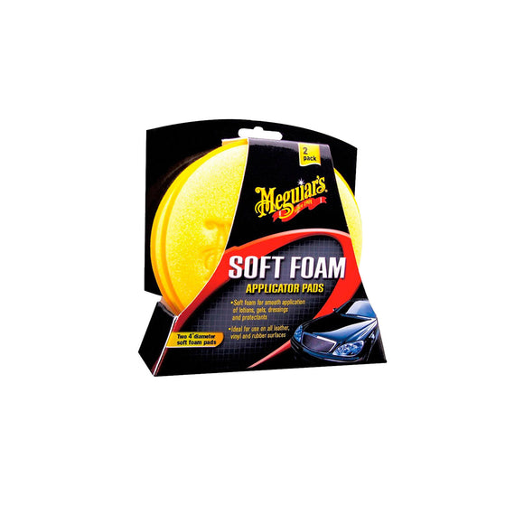 Meguiar's Soft Foam Applicator Pad 2 pack