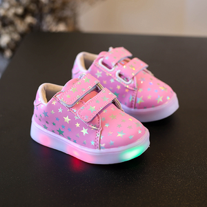 Light-up Star Sneakers
