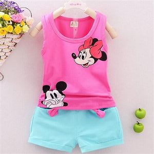 Minnie n' Mickey Set
