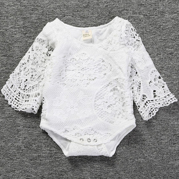 One piece newborn baby rompers