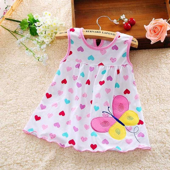 Butterfly n' Hearts Dress