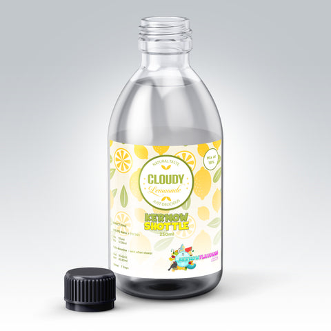 Cloudy Lemonade Shottle