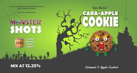 Cara-Apple Cookie Sample RTV