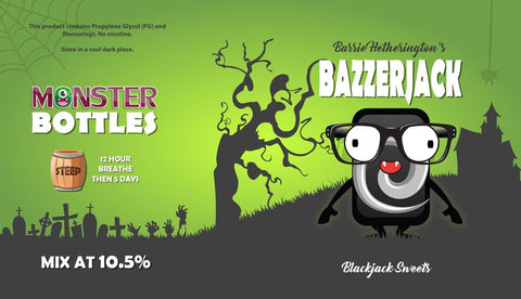 Bazzerjack Monster Bottle