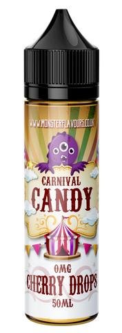Carnival Candy Cherry Drops Shortfill