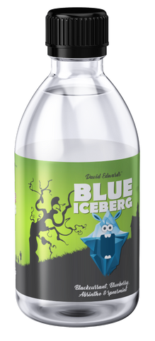 Blue Iceberg Monster Bottle