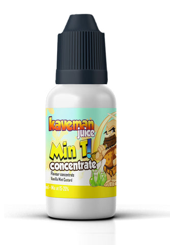 Mint T KaveShot Concentrate