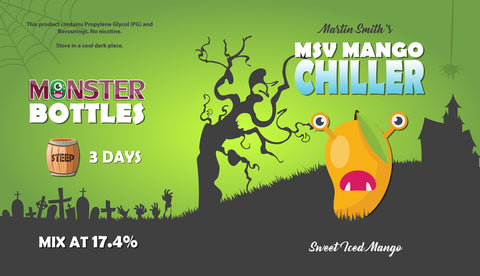 MSV Mango Chiller Monster Bottle