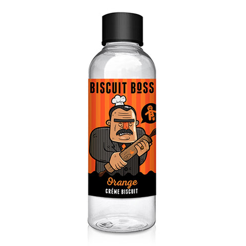 Biscuit Boss Orange Creme Biscuit Concentrate