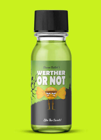 Werther Or Not One Shot Concentrate