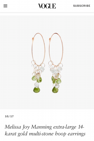 extra large peridot drop earrings