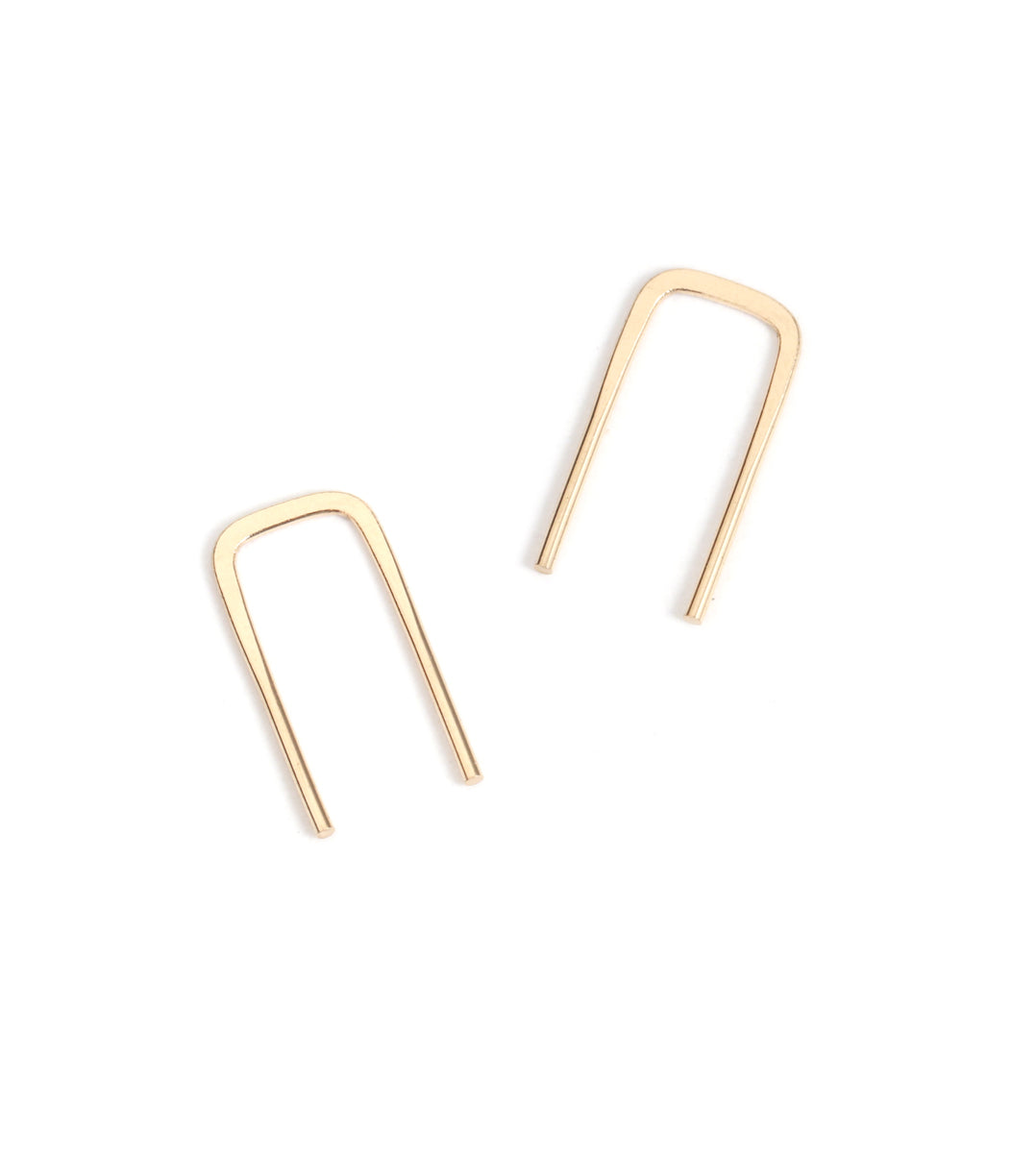 Small pin hoops