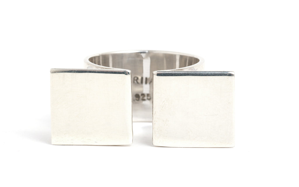 Modular Plane Ring - Melissa Joy Manning Jewelry