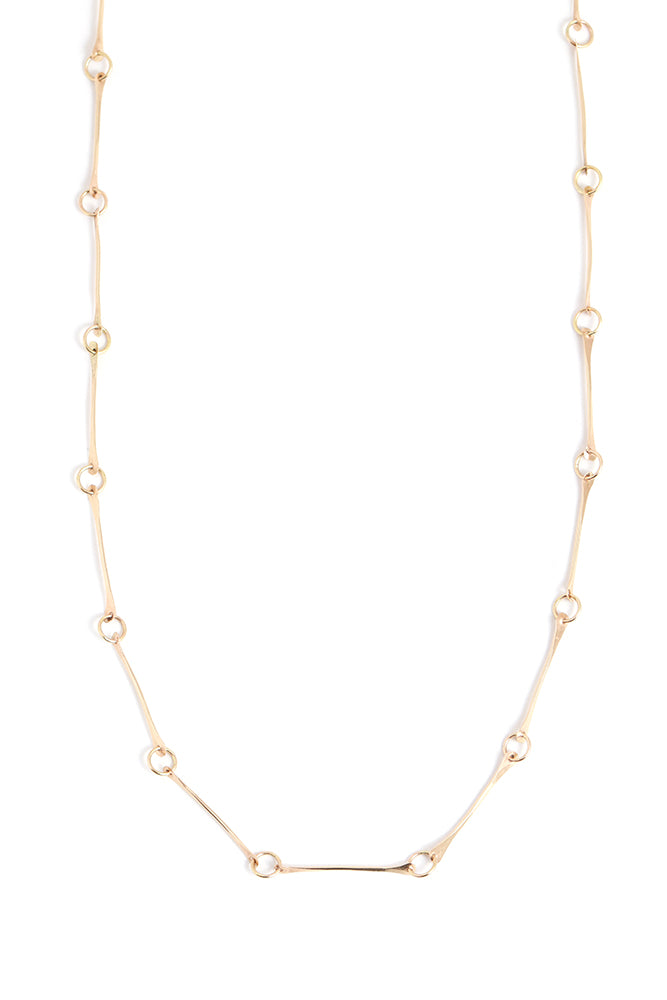 Bone Chain - Melissa Joy Manning Jewelry