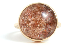 Lodolite Ring - Melissa Joy Manning Jewelry