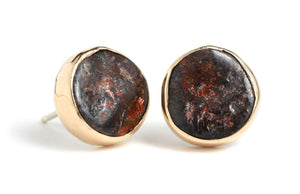 Alurgite Stud Earrings