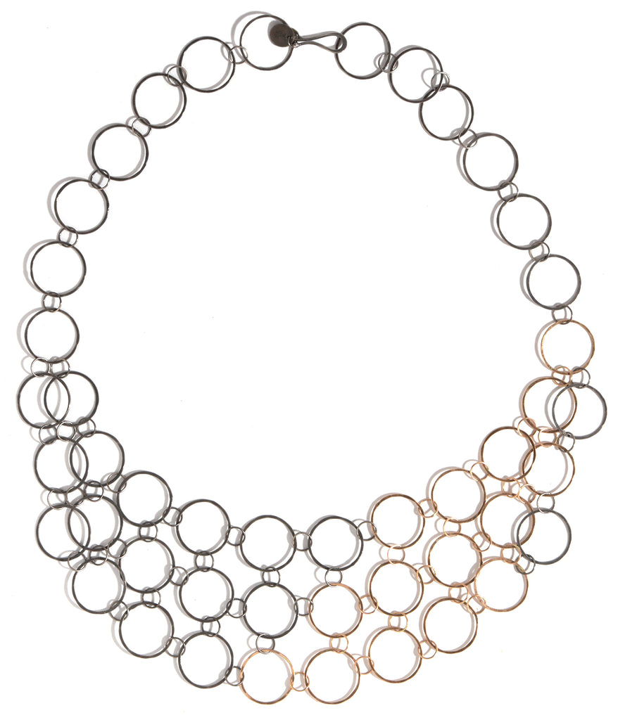 Mini collar necklace - Melissa Joy Manning Jewelry