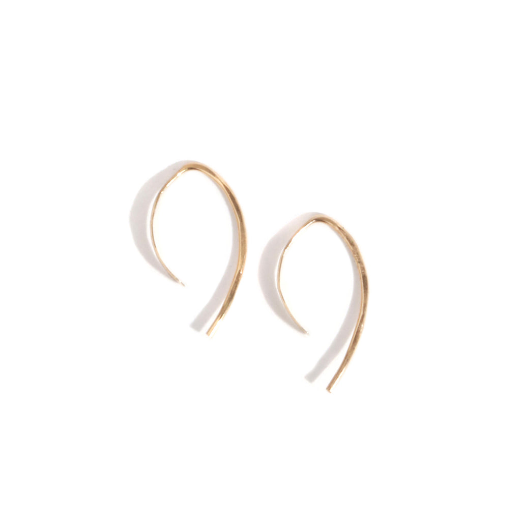 Wishbone hoops - 1/2 inch