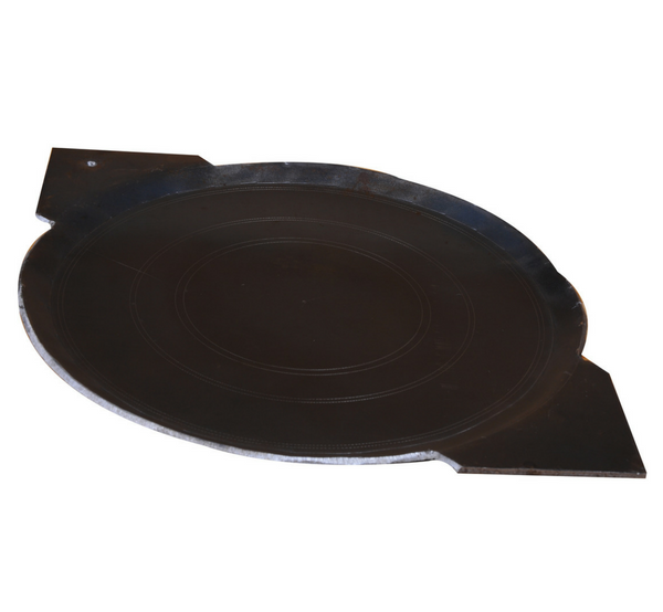 Iron Dosa Tawa - Double Handle (Large)