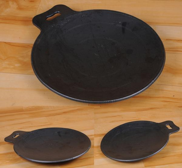Iron Dosa Tawa Single Handle (Large)