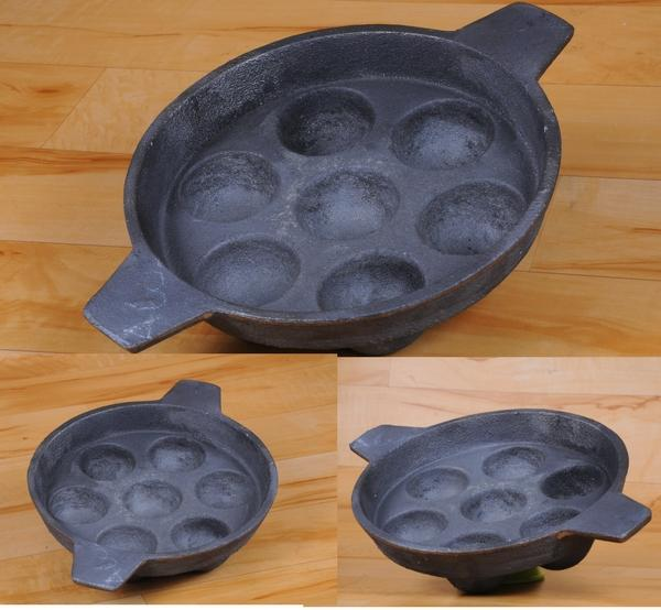 Cast Iron Paniyara Pan