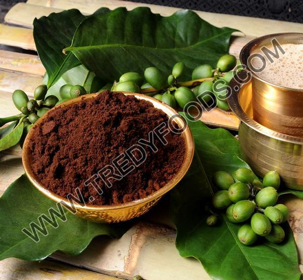 Yercaud Coffee Powder - 1 lb - Pouch