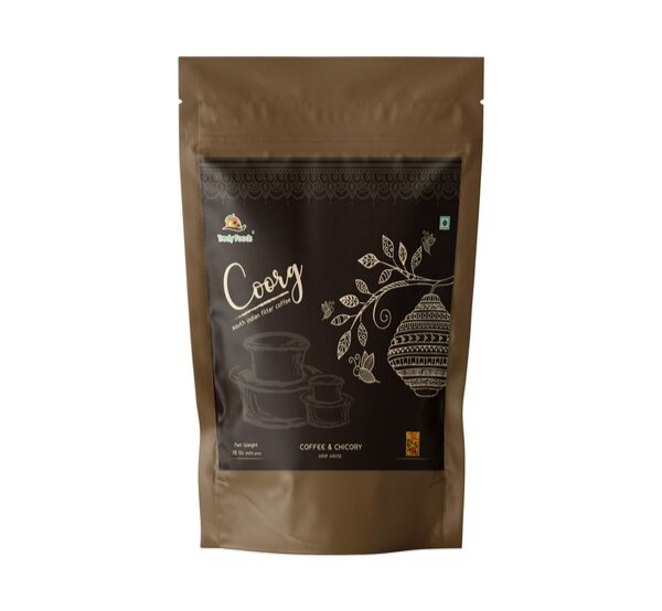 Coorg South Indian Filter Coffee Powder