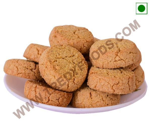 Foxtail Millet with Honey Cookies
