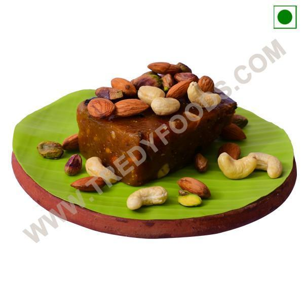 Fruit & Nut Halwa