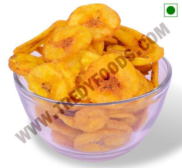 Nendhram Chips -Spicy Taste