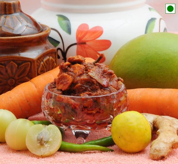 Vegetable Mixed Pickle