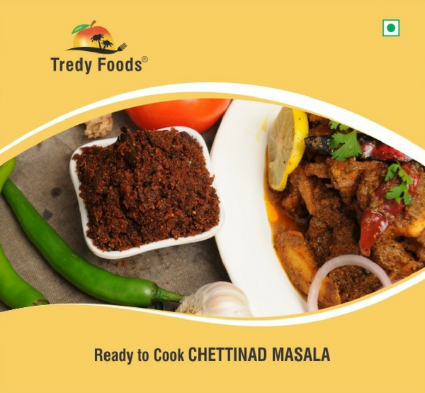 Chettinad Masala - Ready to Cook