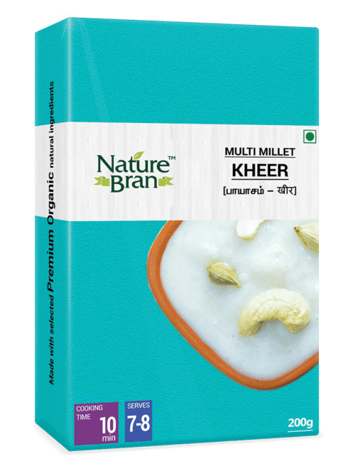 Multi Millet Kheer - Nature Bran