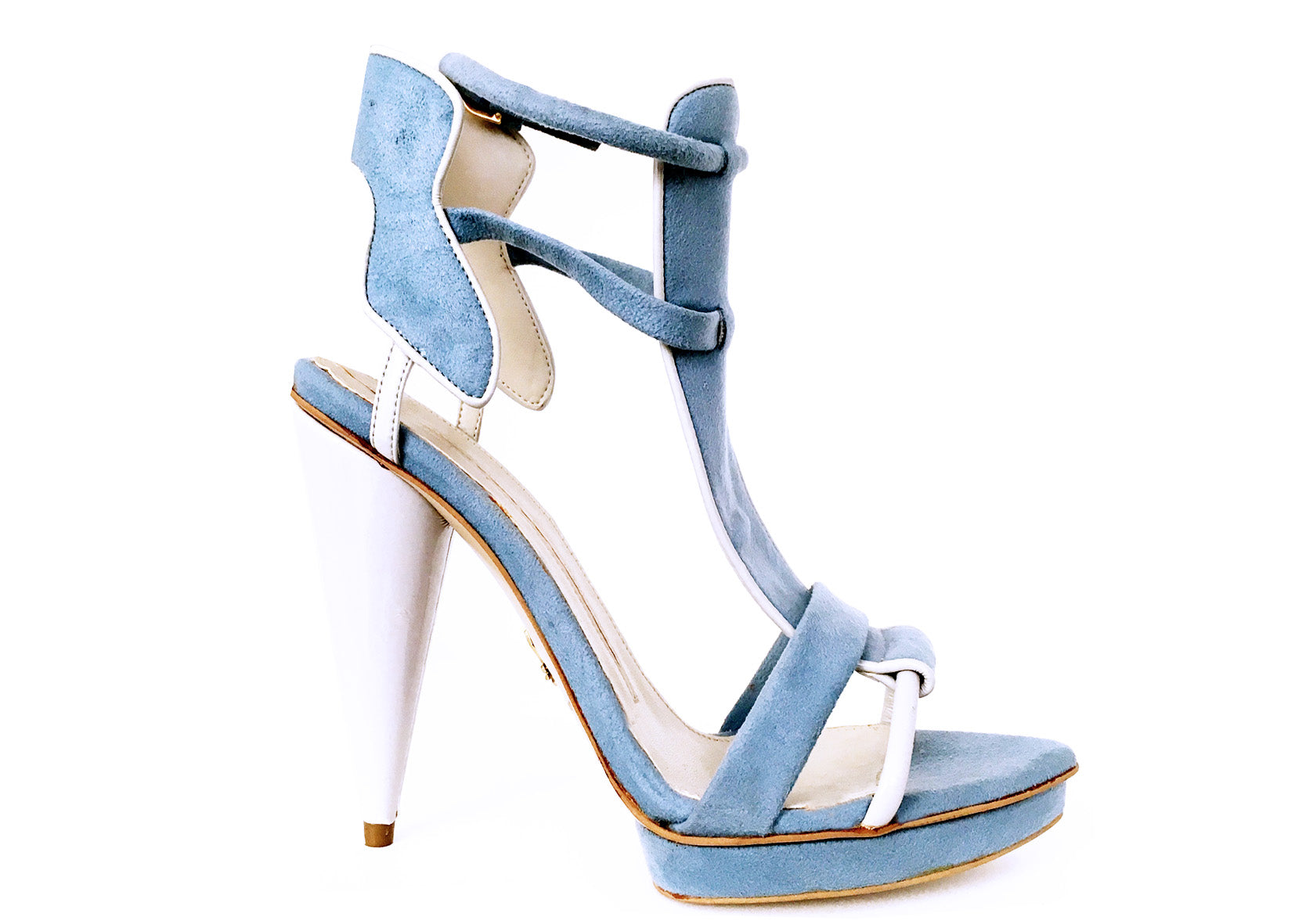 Ruby skyblue sandal