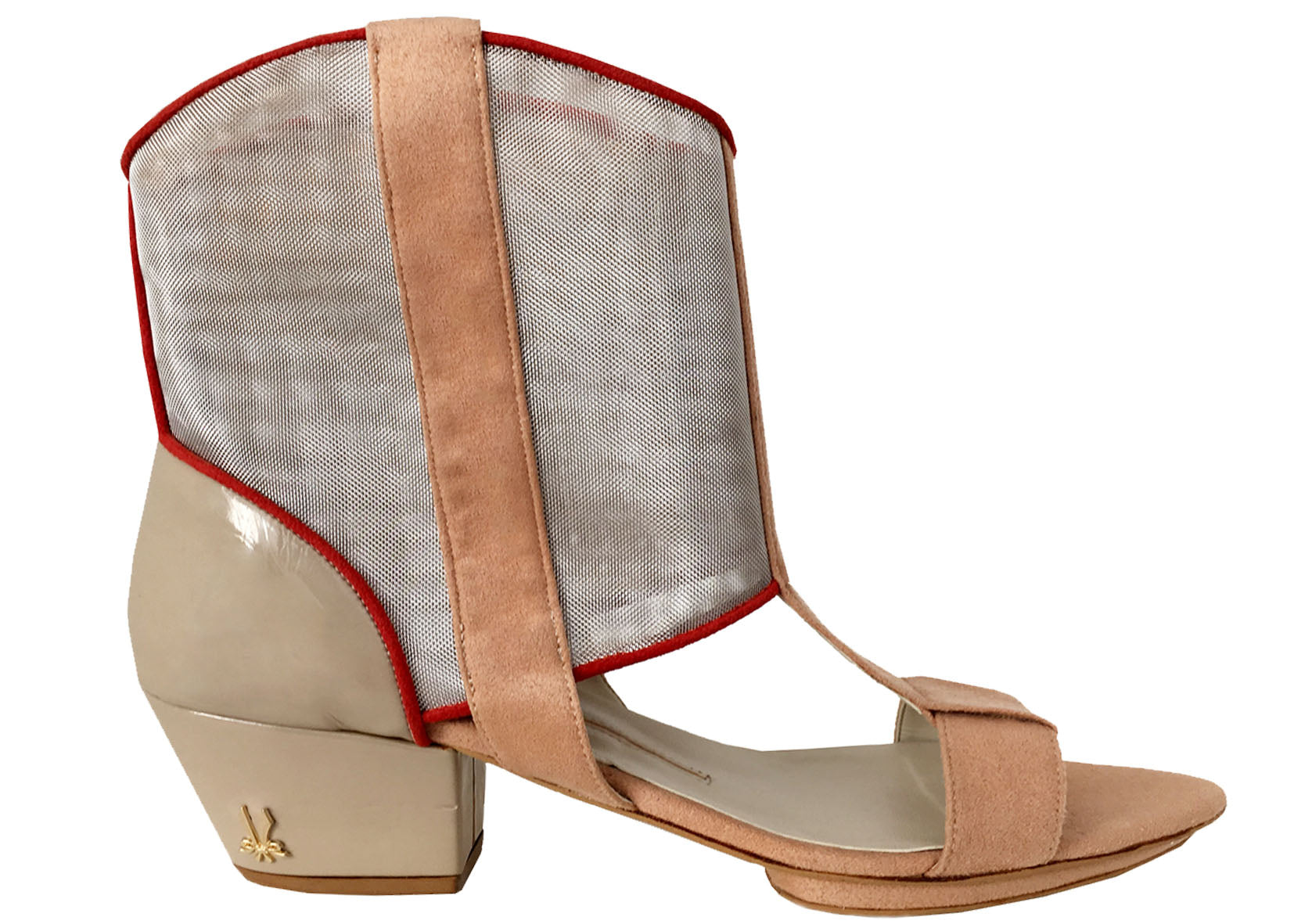 C-Boy sand vegan ankle sandals booty