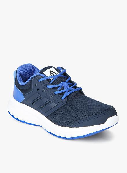 Galaxy 3 K Navy Blue Running Shoes
