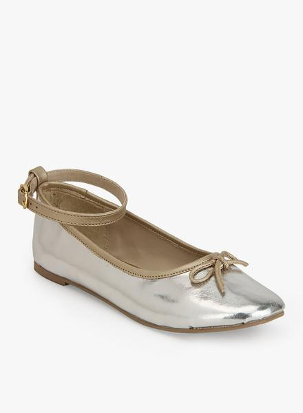 Silver Belly Shoes
