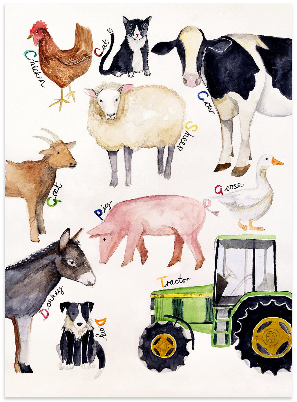 The Animal Farm