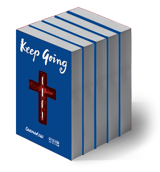 5 x Keep Going (Available Nov 2020)
